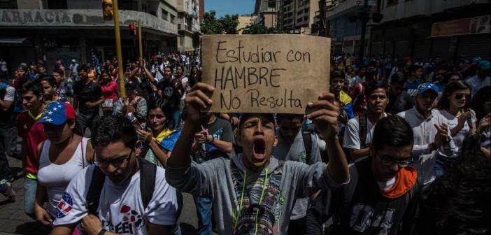 Venezuelastarving