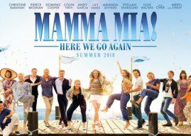 Mama Mia 2 – Feat. Andy Garcia