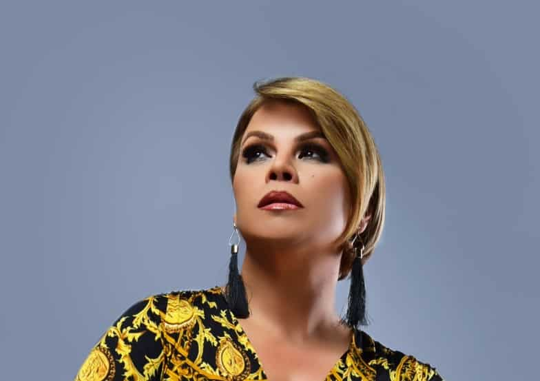 Olga Taon From Powerhouse Singer To Fashionista
