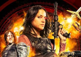 The Limit Virtual Reality Film Feat. Michelle Rodriguez
