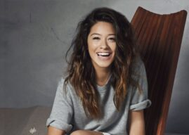 Gina Rodriguez in Someone Great on Netflix