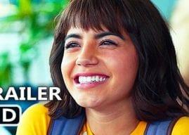 Dora The Explorer Trailer