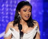 Cardi B wins Rap Album of the year.