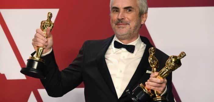 Roma takes home 3 Oscars!