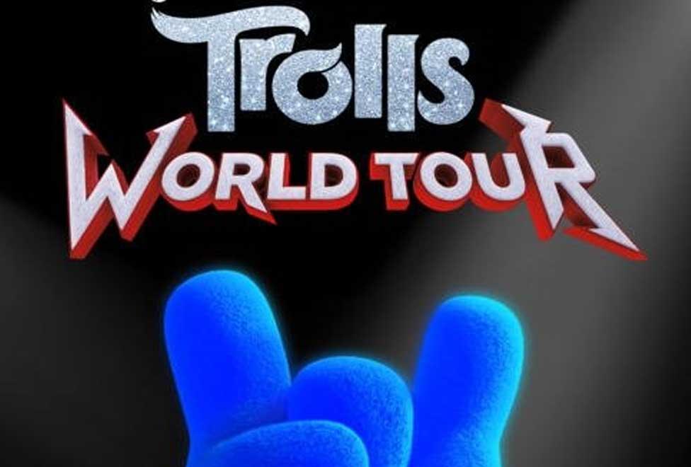Trolls World Tour ft. Anthony Ramos